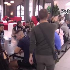 MUKE NOVOG PARA U ZADRUZI: Bili su INTIMNI, ali sad ne znaju šta dalje! Suviše mlada za njega? (VIDEO)