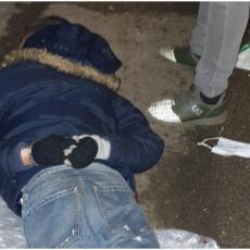 MUNJEVITA AKCIJA SRPSKE POLICIJE: Ovako je uhapšen Petar koji je pucao na mladiće u Čuburskom parku (FOTO)