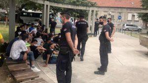 MUP: Iz Beograda 90 ilegalnih migranata prebačeno u Prihvatni centar u Preševu
