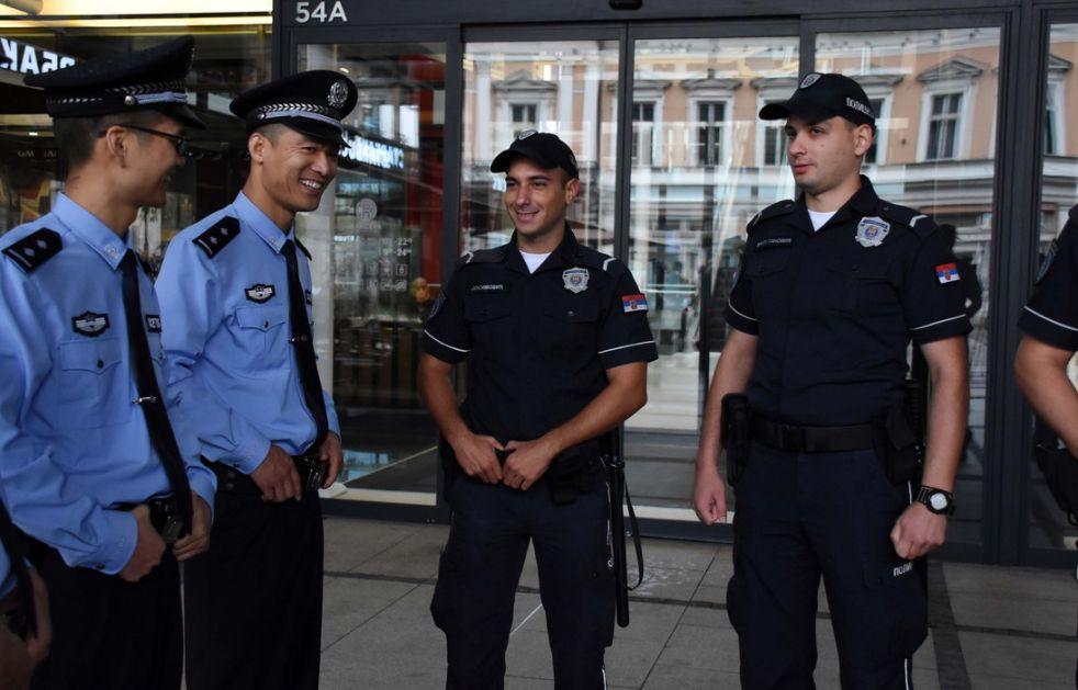 MUP: Kineska policija neće primenjivati ovlašćenja u Srbiji