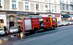 MUP: Lokalizovan požar na Dorćolu