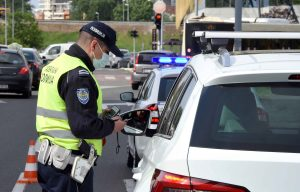 MUP: Pojačana kontrola saobraćaja od 16. do 22. juna