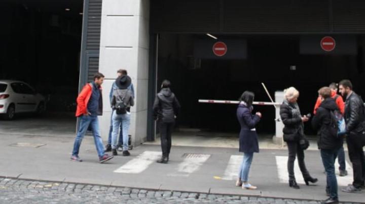 MUP: U podzemnoj garaži Tržnog centra Rajićeva nije postavljena eksplozivna naprava