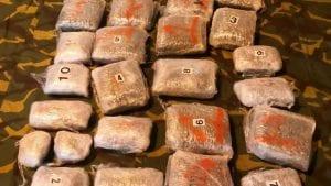 MUP: U protekle dve godine u Srbiji zaplenjeno više od 10 tona droge