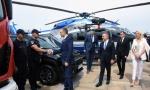 MUP dobio nove helikoptere i vozila: Ministar Stefanović – ispunjavamo obećanje (FOTO)
