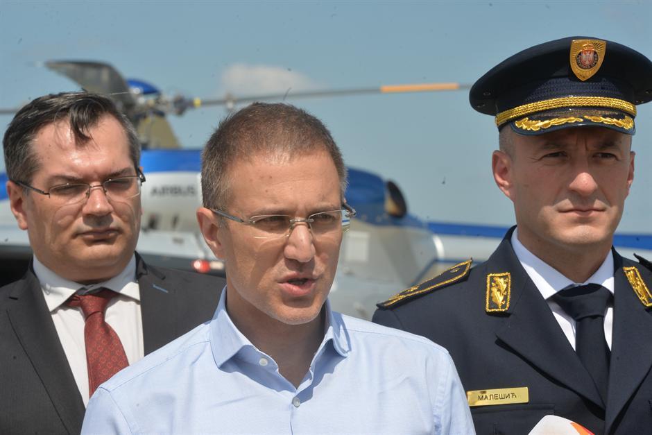 MUP zna identitet osobe koja je pretila Vučićevoj deci