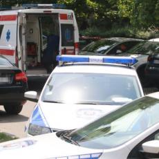 MUŠKARAC NA MESTU OSTAO MRTAV: Stravična tragedija u Leskovcu!