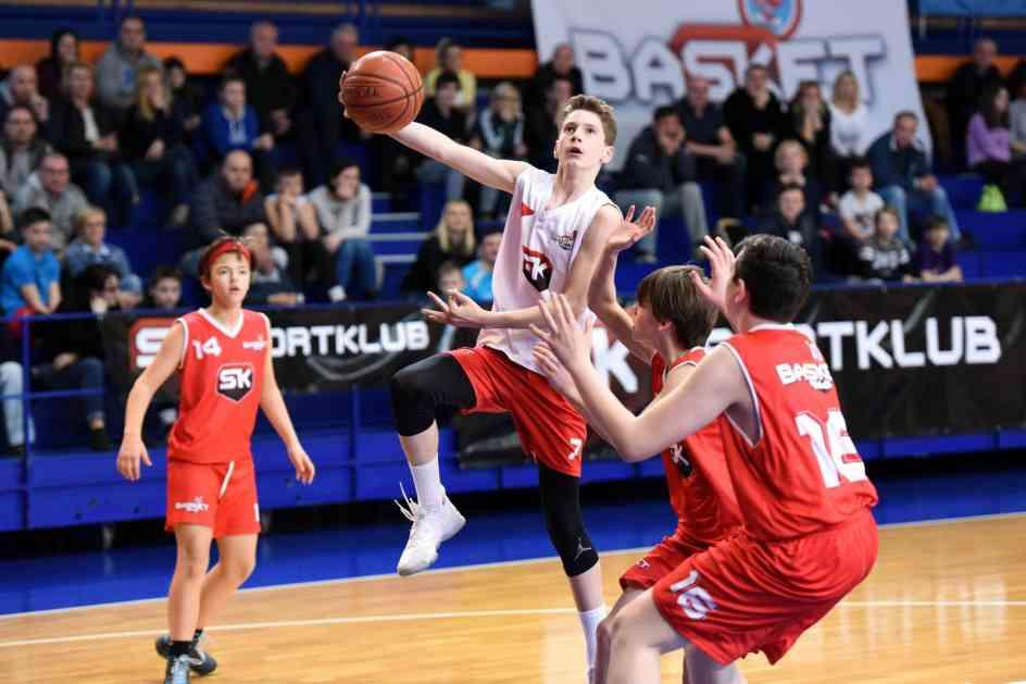 MVP Basket4kids na treninzima Reala