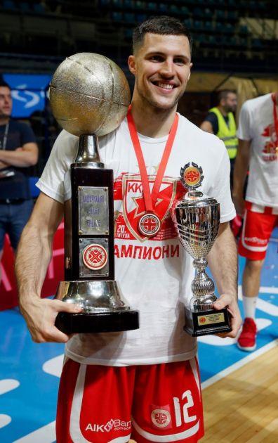 MVP Beron produžio ugovor sa Zvezdom