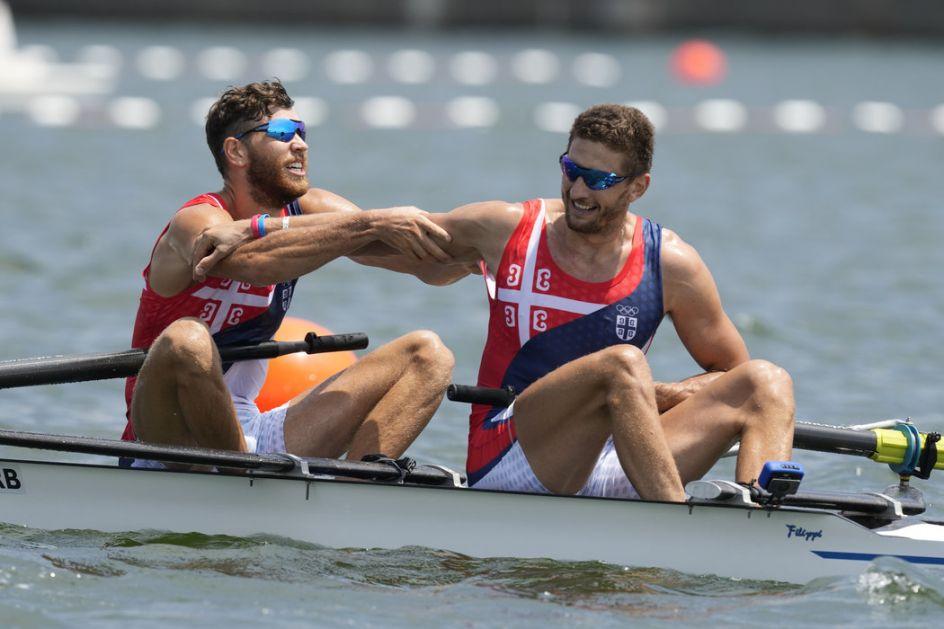 Mačković i Vasić u finalu Olimpijskih igara!