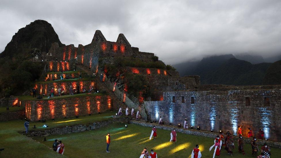 Maču Pikču, korona virus turisti: Drevni grad ponovo otvoren za posetioce