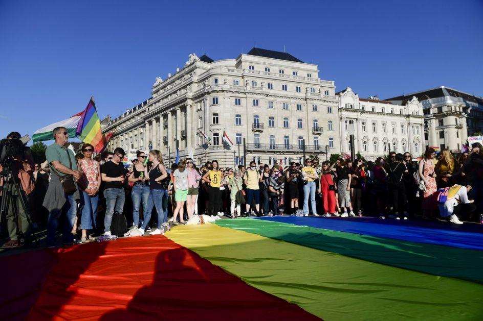 Mađarska: Protesti protiv anti-LGBT zakona