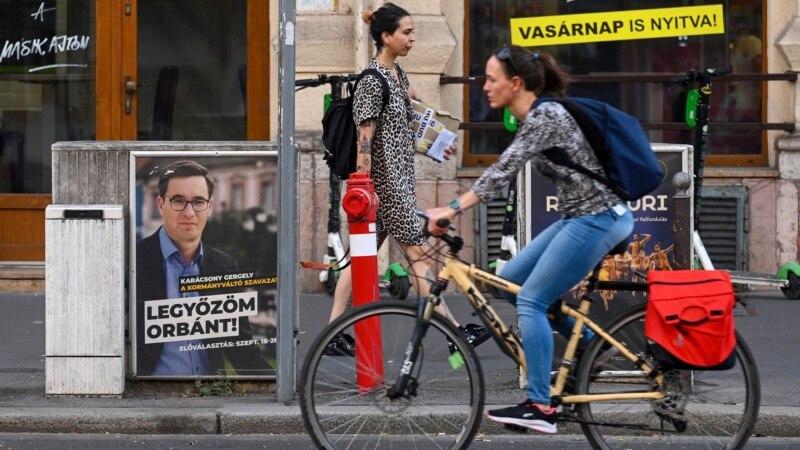 Mađarska opozicija izlazi na primarne izbore pred suprotstavljanje Orbanu