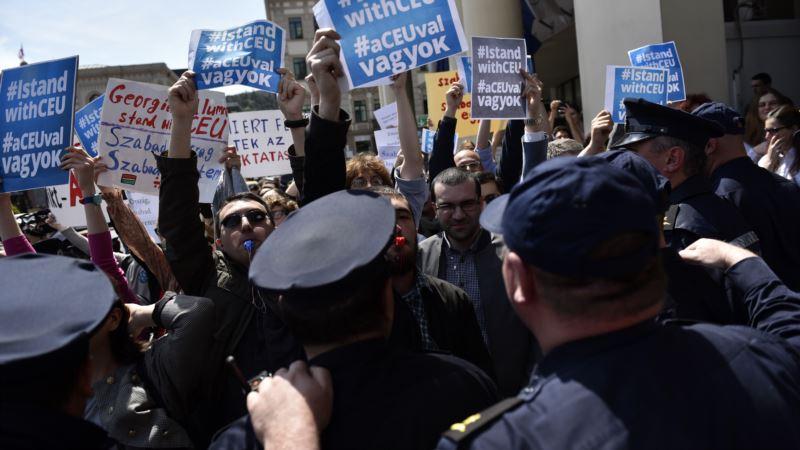 Mađarska opozicija traži ukidanje zakona protiv Sorosovog Univerziteta