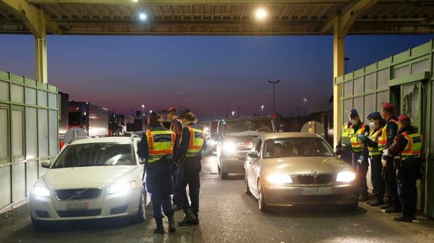 Mađarska policija uhapsila muškarce iz Srbije zbog pljačke u Austriji