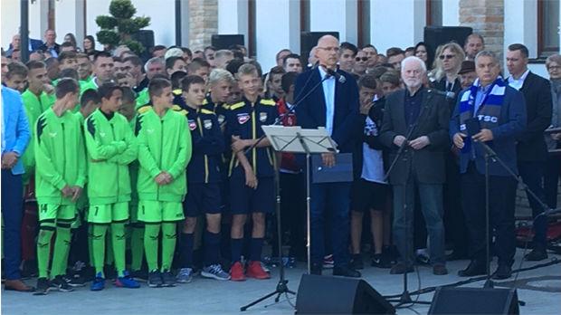 Orban: Sport spaja ljude, posebno Srbe i Mađare