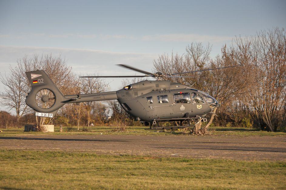 Mađarskoj isporučeni prvi helikopteri H145M