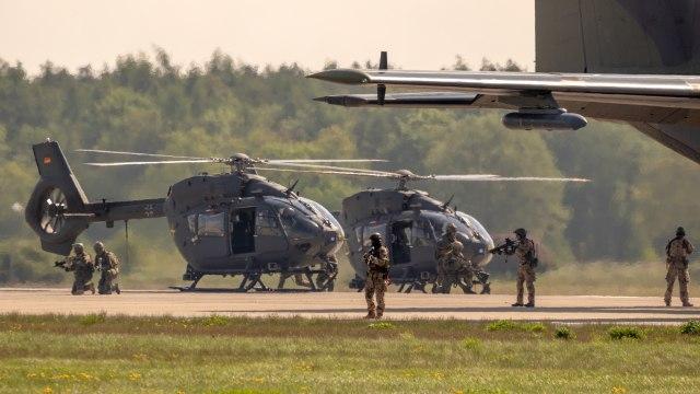 Mađarskoj vojsci isporučeni prvi helikopteri H145M