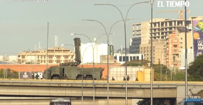"Maduro: Testiramo ruski sistem ""Buk"", apsolutno precizan... moćne rakete"