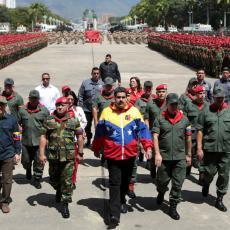 Maduro naredio reviziju diplomatskih odnosa sa SAD posle napada Majka Pensa