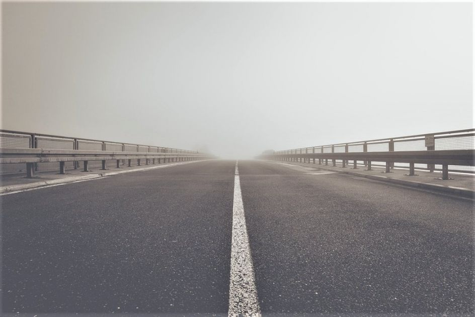 Putevi Srbije: Magla i radovi na putu