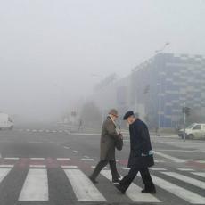 Magla, pa onda PONOVO KIŠA! U ovim MESTIMA PADAĆE I SNEG, a pogledajte prognozu DO 4. FEBRUARA!