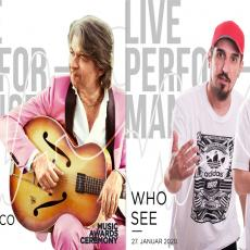 Magnifico, Who See i Sara Jo nastupaju na MAC-u