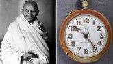 Mahatma Gandi: Džepni sat prodat na aukciji za više od 13.000 evra