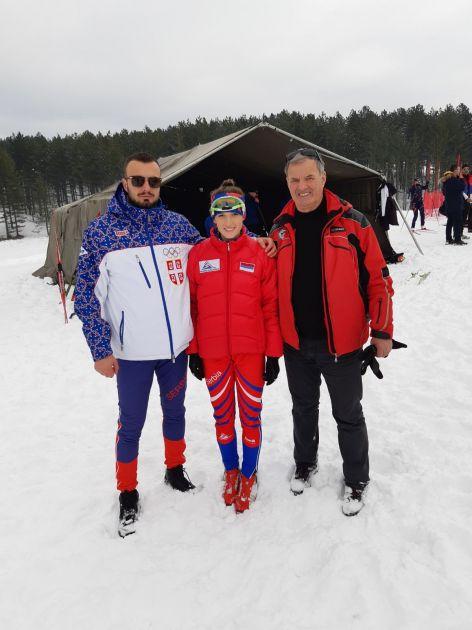 Maida Drndić pobjednica međunarodne trke na Zlatiboru