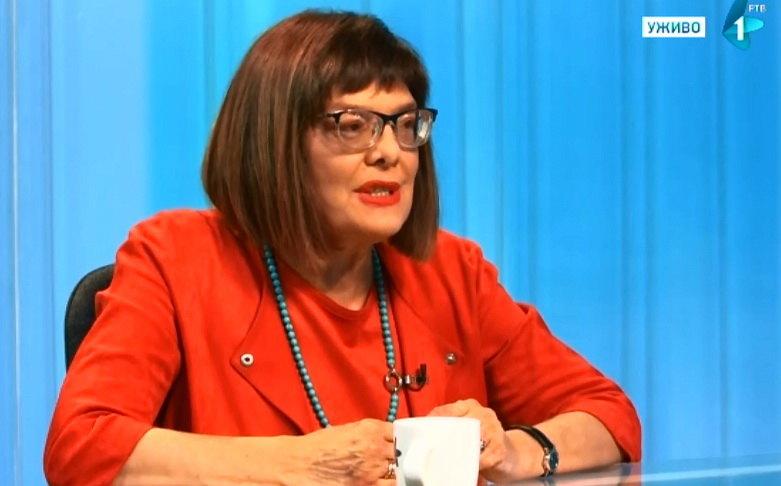 Maja Gojković u bolnici