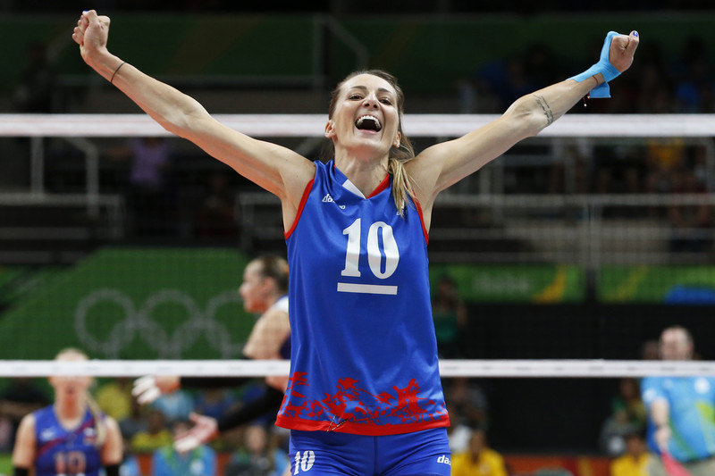 Maja Ognjenović treći put u Ezačibašiju