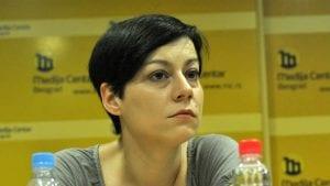 Maja Stojanović (Građanske inicijative) 4. decembra odgovara na Fejsbuku