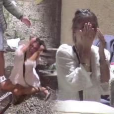 Maja doživela HISTERIČNI NAPAD zbog ljubavi! Napravila KRŠ I LOM,a onda se VALJALA po zemlji! (VIDEO)
