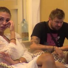 Maja i Janjuš napravili KARAMBOL na imanju, on se uplašio susreta sa suprugom! (VIDEO)