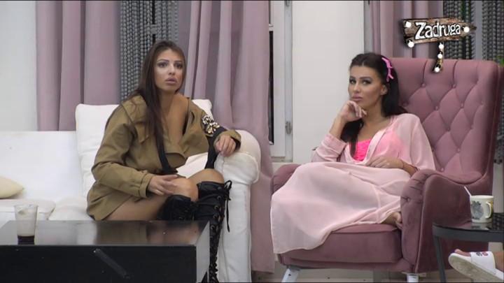 Maja pokušala da se približi Staniji, pa joj priznala šta je Marko uradio, Lepi Mića se OBRUŠIO NA NJU! (VIDEO)