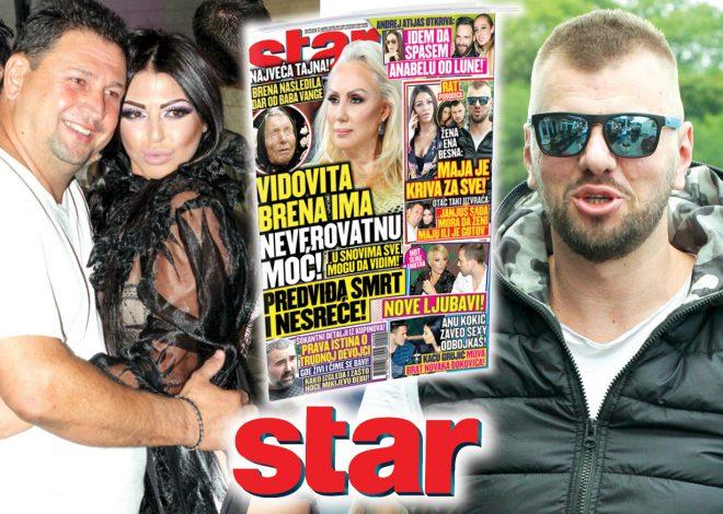 Majin otac za NOVI STAR: Janjuš će morati da oženi Maju ili bolje da beži iz zemlje!
