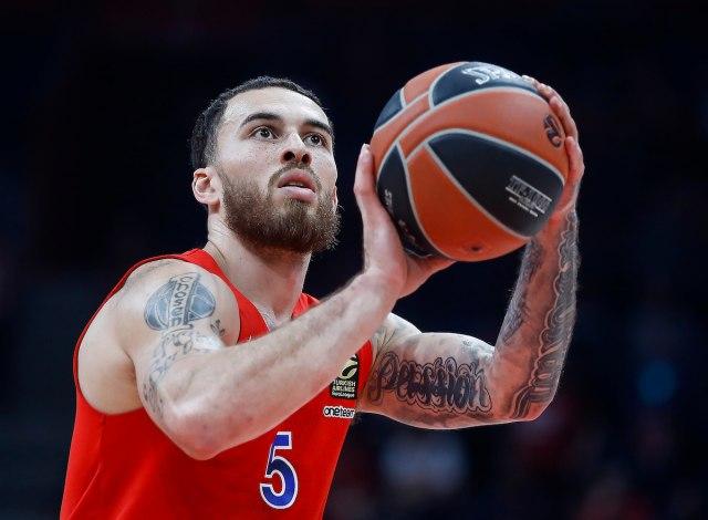 Majk Džejms ostaje u CSKA