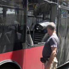 Majka sa bebom je bila na METAR OD EKSPLOZIJE... krv se SLIVALA NIZ LICE Svedočenja očevidaca DETONACIJE u autobusu (FOTO)