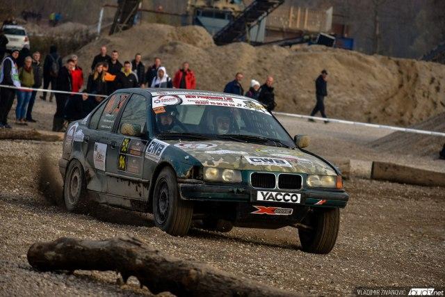Makadamska avantura: Rally show Santa Domenica 2019