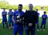 Makariću uručen trofej Slobodan Santrač