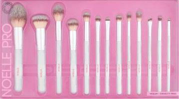 Make up brush set NOELLE PRO Pinselset 13/1 – Recenzija