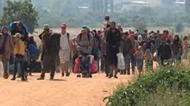 Makedonija, otkriveno 120 migranata koji su ilegalno prešli granicu