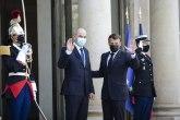 Makron: Kriza zbog pandemije; Janša: Mora i Zapadni Balkan