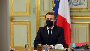 Makron: Napadnuta je cela Francuska