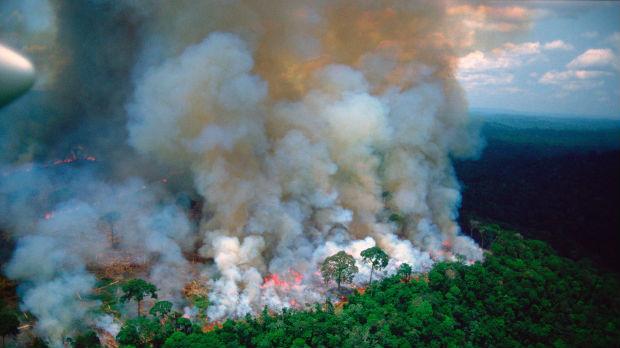 Makron: Naša kuća je u plamenu