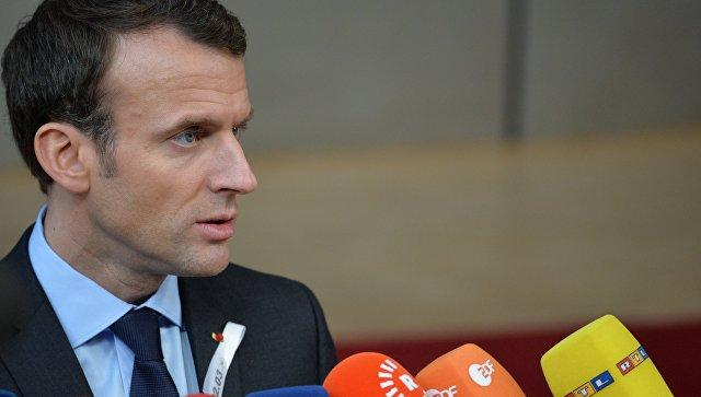 Makron: Zemlje zapadnog Balkana treba da ostanu usidrene na evropskom projektu