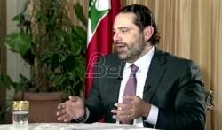 Makron će sutra u podne primiti Haririja u Jelisejskoj palati