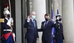 Makron i Janša u Parizu razgovarali o izazovima EU i Zapadnom Balkanu