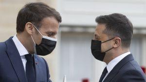Makron i Merkel ne žele Ukrajinu u EU i NATO