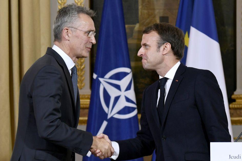 (Ne)razjedinjeni NATO: Makron odbio da se izvini za moždanu smrt, Džonson: Svi za jednog, jedan za sve